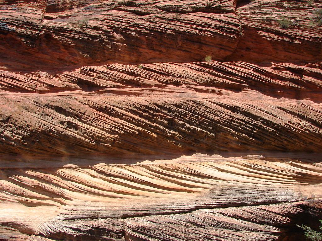 Navajo Sandstone Cross