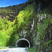 Tunnel on the way to Voss