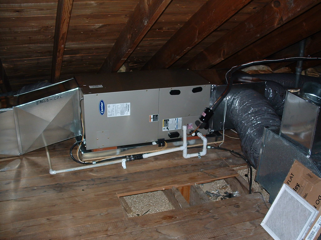 The New Air Handler The New Carrier Air Handler You Can
