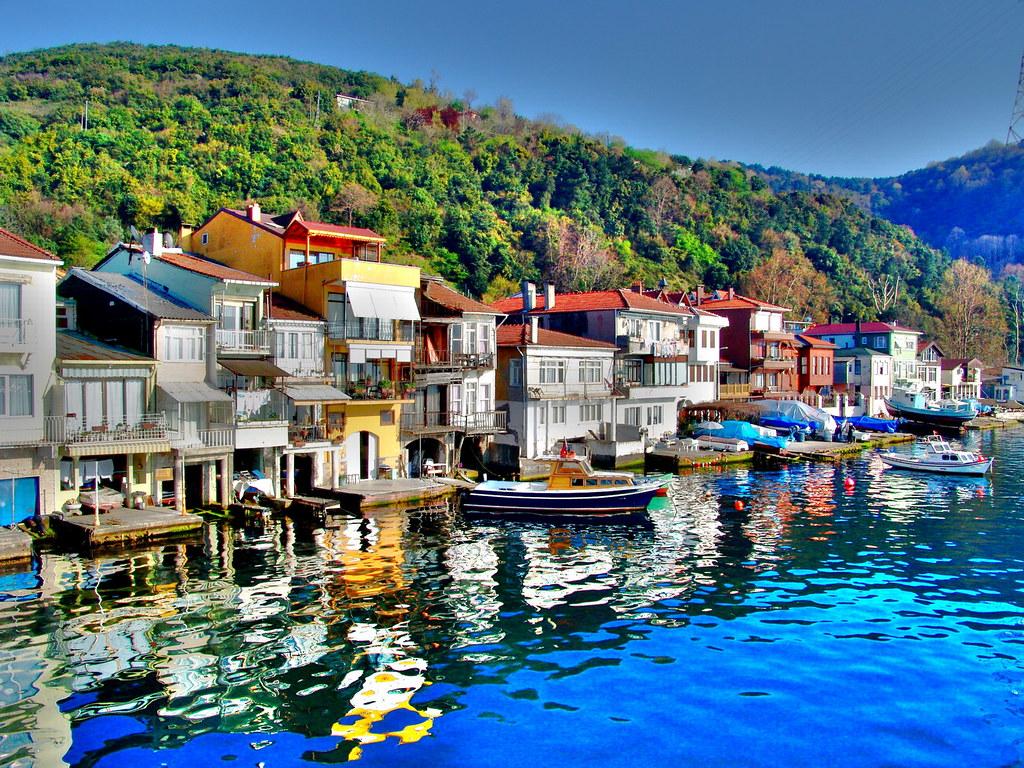Anadolu kavağı  Bir HDR denemesi..  Turgay T.  Flickr