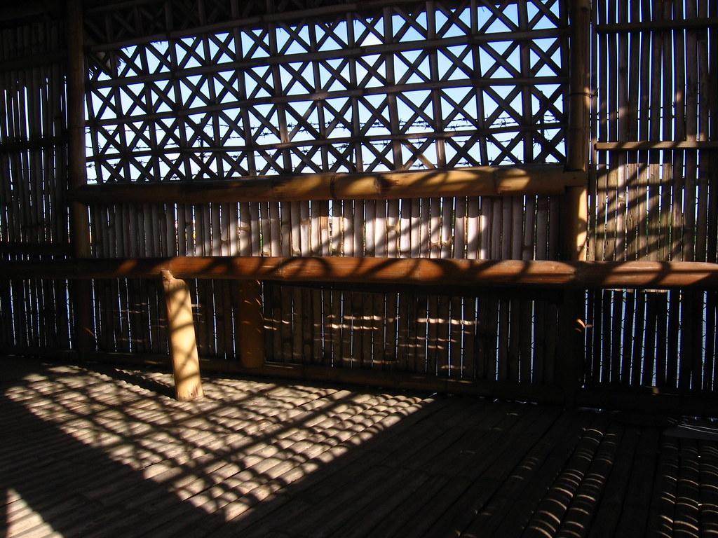 Hayahay Interior Bahay Kubo Series Bamboo