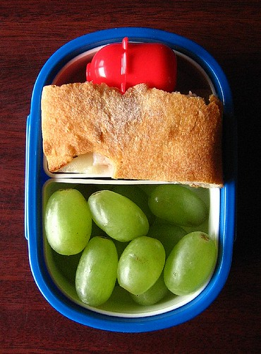 Stromboli lunch for toddler | by Biggie*
