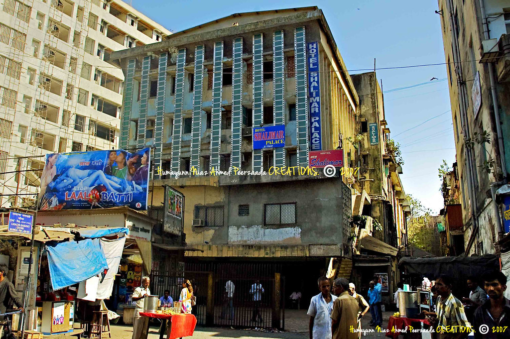 Fashion Street Mumbai Map