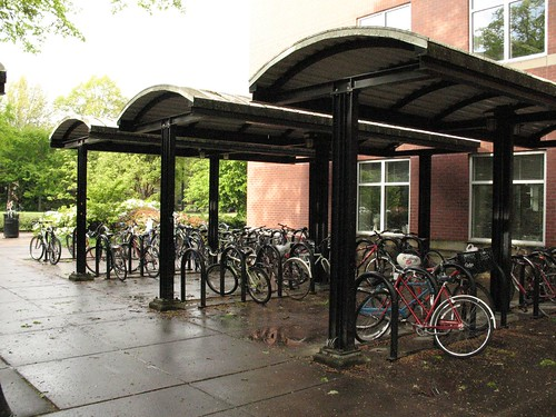 Bike Rack | by Valley Library (Oregon State University)