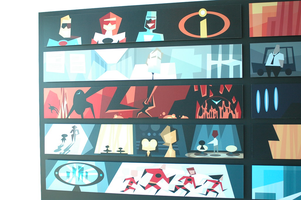 The Incredibles Storyboard A General Storyboard To The