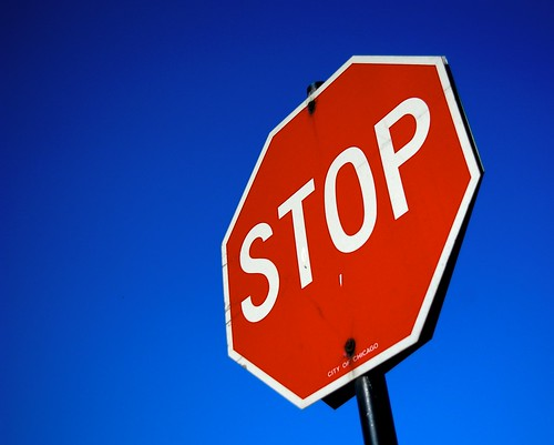 Stop Sign | by z6p6tist6