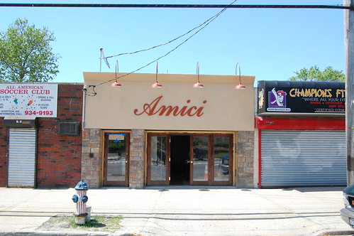 Amici Cafe And Bakery Menu