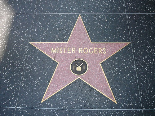 walk-of-fame-mister-rogers.JPG | by bsoist
