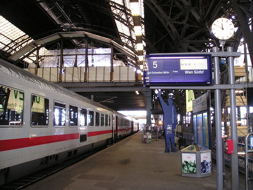 My Train Back to Prague | by Adam Sporka