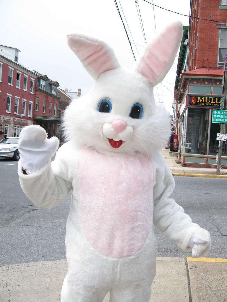 Easter Bunny, Hamburg ...