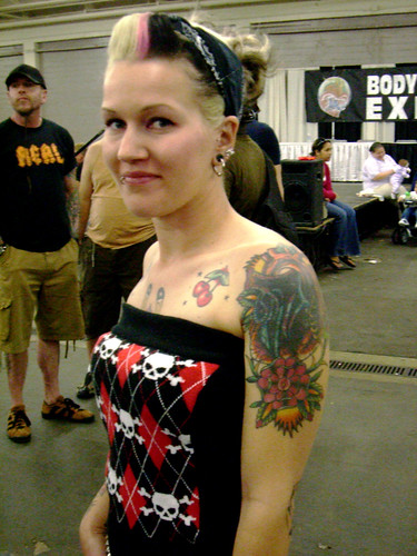 tattoo expo san francisco 2007 clydeng flickr
