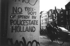 No Freedom of Speech in Police State Holland | by Dan Strange