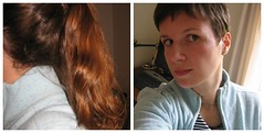 Locks of Love - before & after | by Ada / dirtyolive
