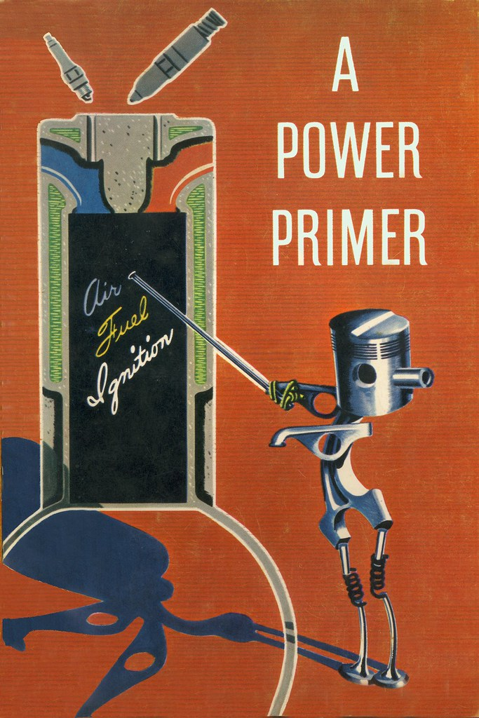 Power Primer Cover 1955 public relations