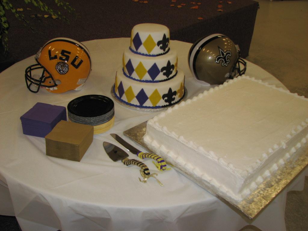Saints Cake Pan