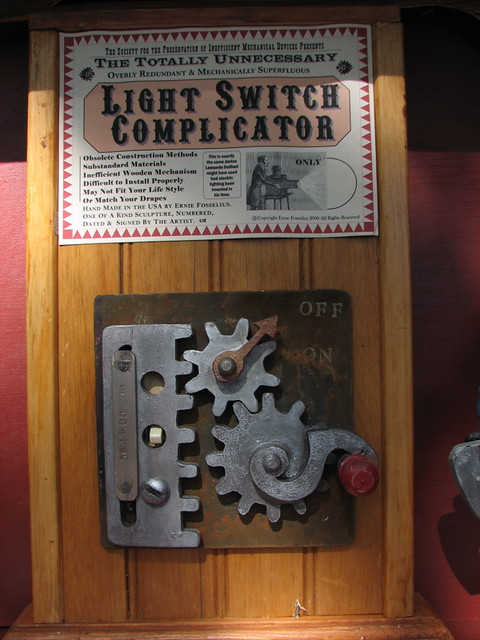Light Switch Complicator Here S What It Says You Can
