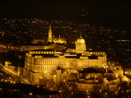 Budapest, The Royal Palace (Buda Castle) | by march25/AnnaZ