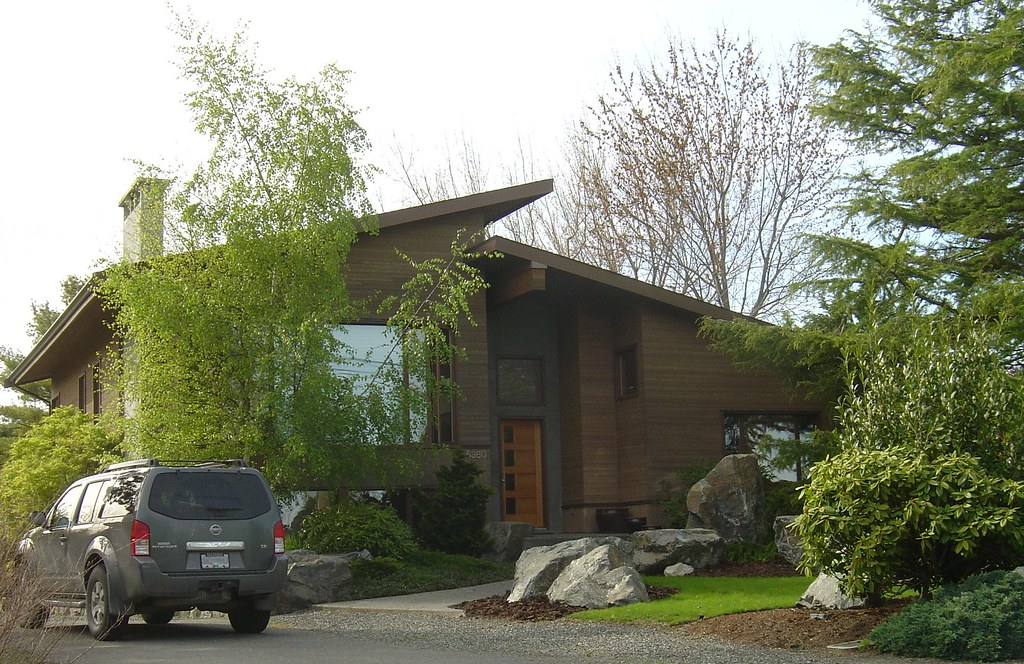 Pacific Northwest Architecture This Is A Modern Style