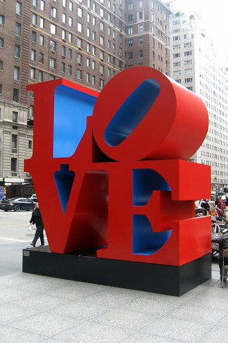 NYC: LOVE | by wallyg