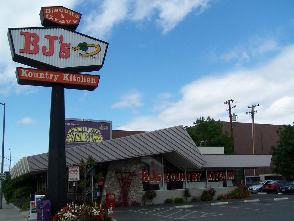 Bj S Kountry Kitchen Fresno Ca
