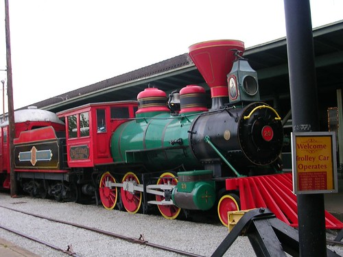 Chattanooga Choo-Choo | by library_chic