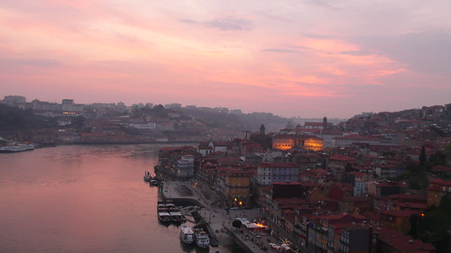 sunset in porto | by Zach Gomez