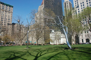Madison Square Park Sculptures | by ispivey