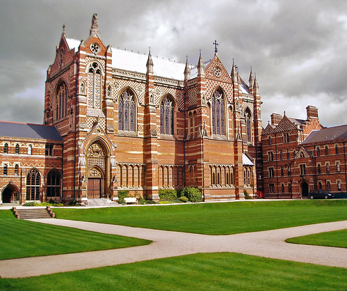 Keble College, Oxford | by Dimitry B