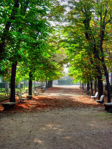 The Park at Villa Borghese | by clayirving