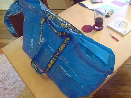 59 Cent Diaper Bag from Ikea: Step 1 | by daddytypes