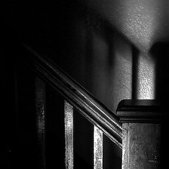 sun on the stairs in May (2007) | by Ned Lyttelton