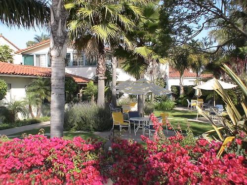 Hotel Oceana Santa Monica Los Angeles