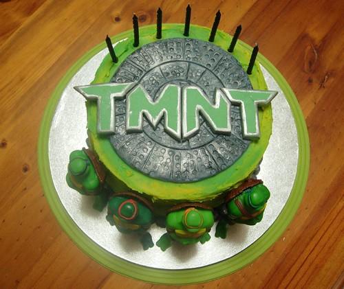 Tmnt Cake Pan
