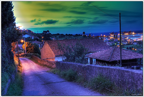 Camino Nocturno | by Curtiz