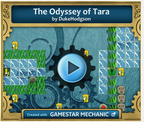 Odyssey of Tara video game | by Dogtrax