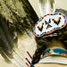 Feathers, braids, and beads