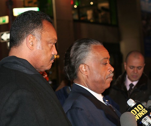 how to get in touch with al sharpton