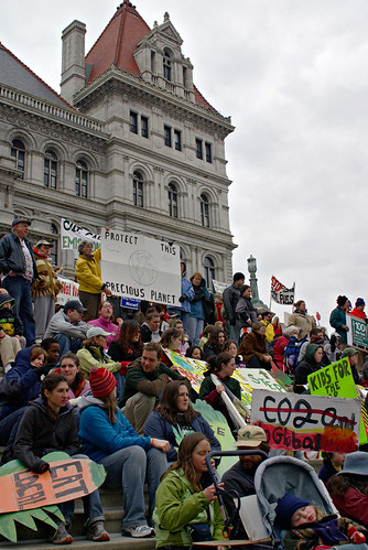 Step It Up 2007...Global Climate Change Rally | by Mountain Visions