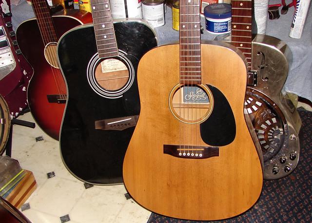 guitar row