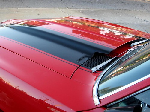 Cowl Induction Pan : Chevrolet camaro z cowl induction