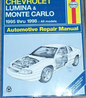 1995 1998 haynes chevrolet lumina monte carlo repair manua flickr rh flickr com 1996 Chevy Monte Carlo Interior 2019 Chevy Monte Carlo