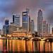 Singapore Skyline (#12)