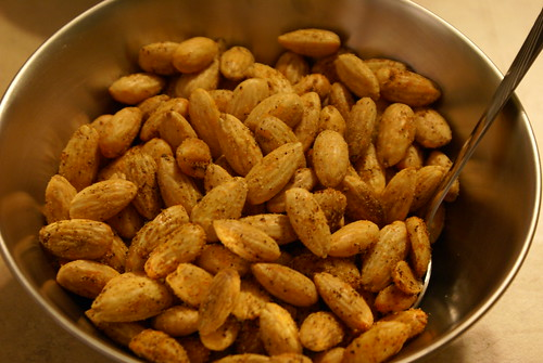 Tex Mex Almonds | by yumcat
