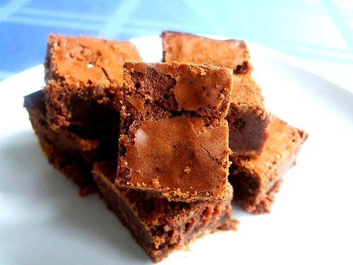 brownies — oh my god brownies | by shauna | glutenfreegirl