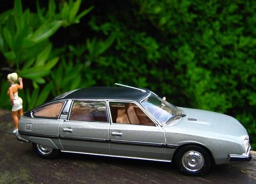 1 43 Model Car 1978 Citroen Cx Prestige A P Cars Flickr