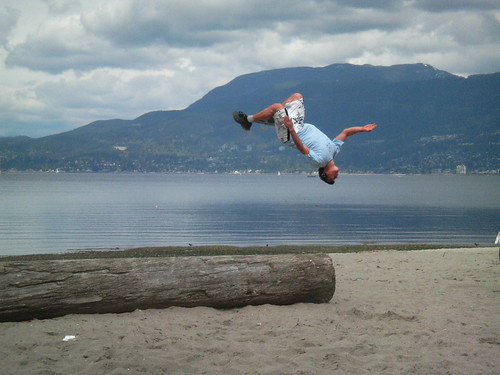 Somersault over Kits Beach - Image593 | by roland