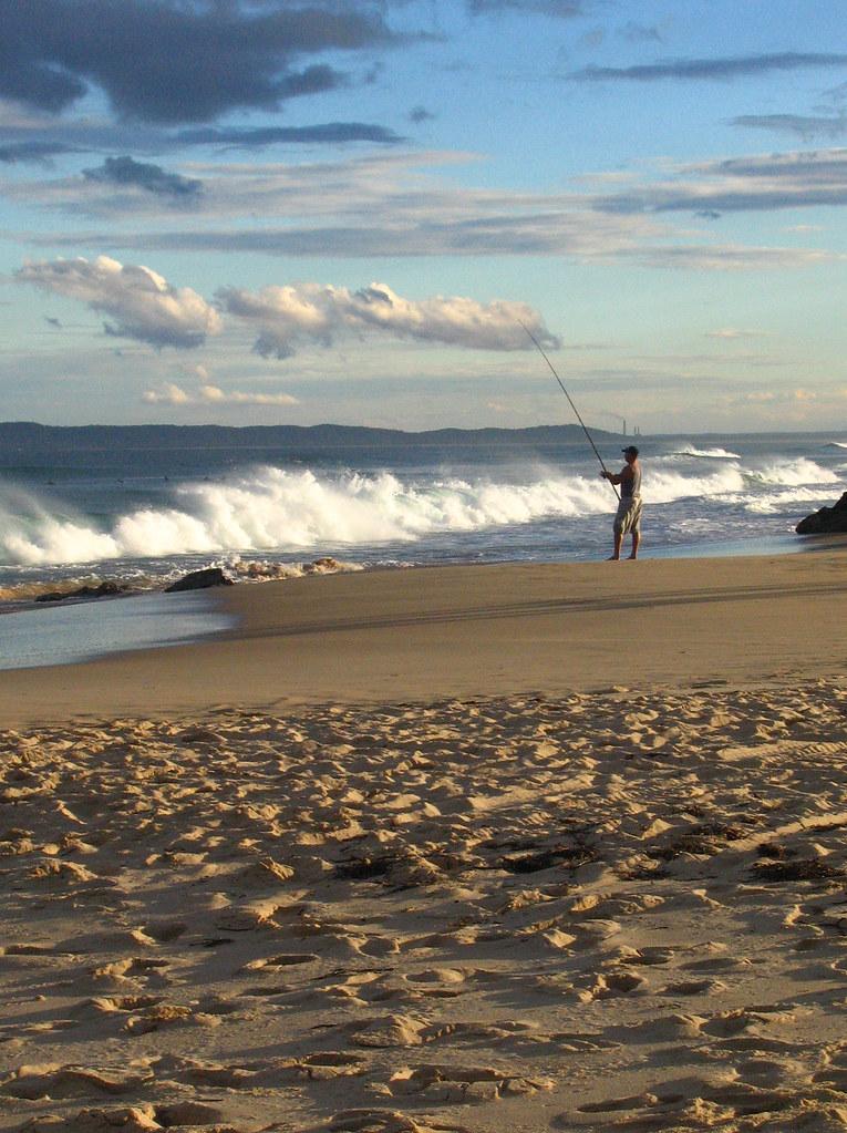 Beach Fishing St Kitts