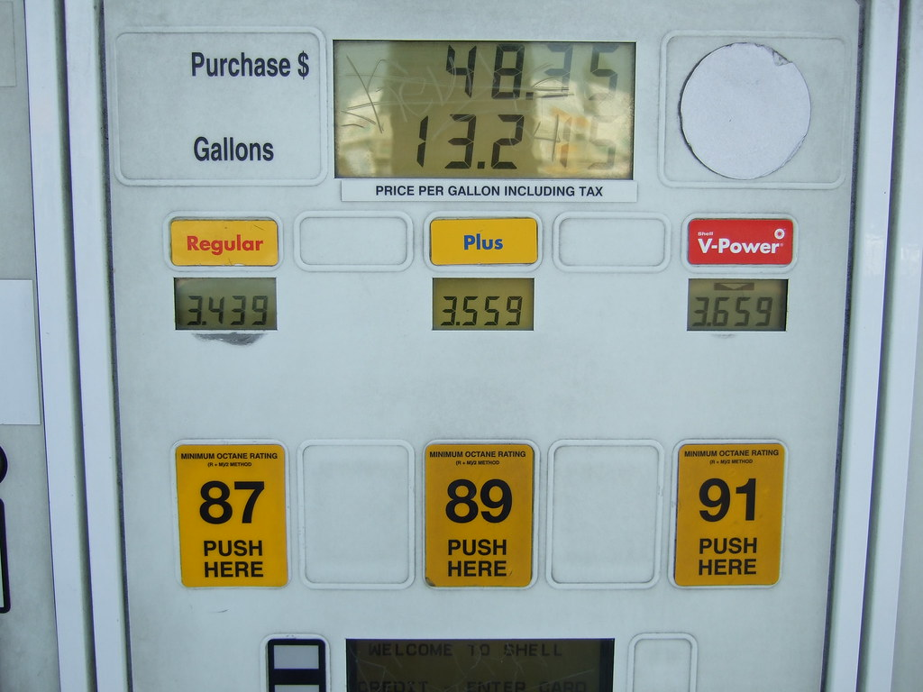 Gas Prices In California >> California Gas | Pump prices at a Shell station in Van Nuys,… | Flickr
