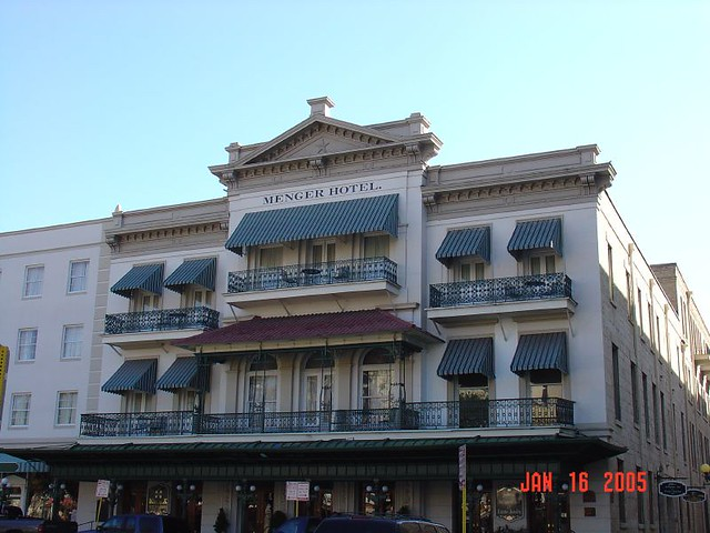 Menger Hotel Haunted Room Numbers