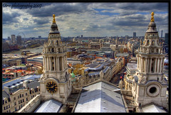 London from the Stone Gallery | by otrocalpe